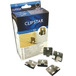 Clipstar Befestigungssystem - 50er Pack