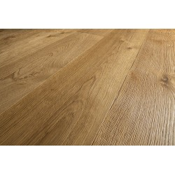 Admonter Landhausdiele Eco Floor Eiche Elan natur - braun gekittet