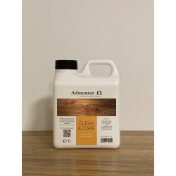 Admonter Clean & Care Weiss
