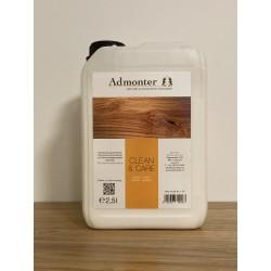 Admonter Clean & Care weiss - 2,5 Liter