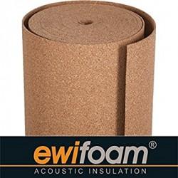 Ewifoam Unterlags Rollkork - 2 mm